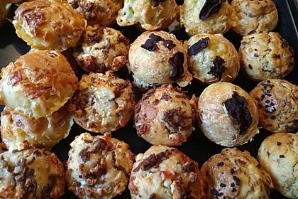 Grundrezept für herzhafte Muffins 11