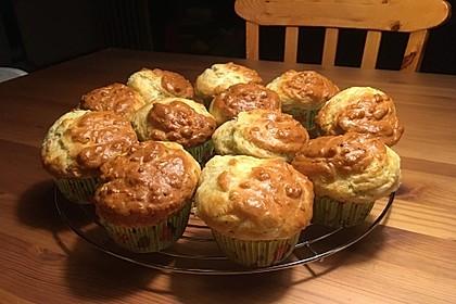 Grundrezept für herzhafte Muffins 9