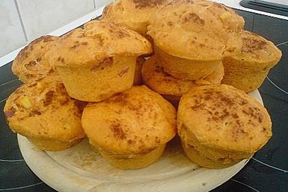 Grundrezept für herzhafte Muffins 6