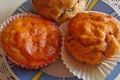 Grundrezept für herzhafte Muffins 20