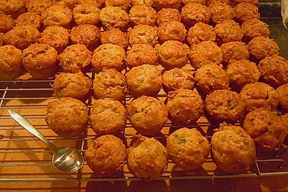 Grundrezept für herzhafte Muffins 19