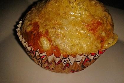 Grundrezept für herzhafte Muffins 12