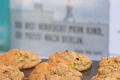 Grundrezept für herzhafte Muffins 18