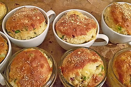 Grundrezept für herzhafte Muffins 5