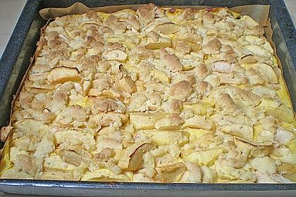 Streuselkuchen mit Mandarinen und Schmand 81