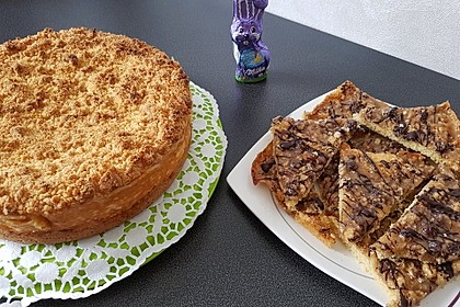 Streuselkuchen mit Mandarinen und Schmand 29
