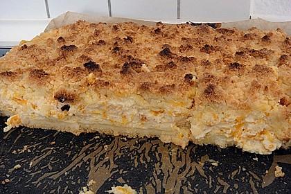 Streuselkuchen mit Mandarinen und Schmand 78
