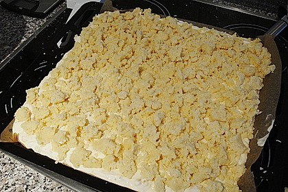 Streuselkuchen mit Mandarinen und Schmand 77