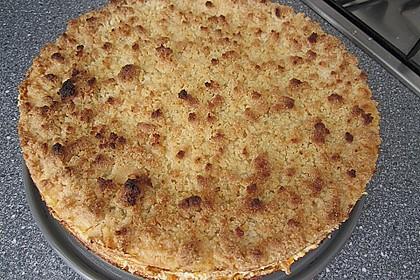 Streuselkuchen mit Mandarinen und Schmand 61