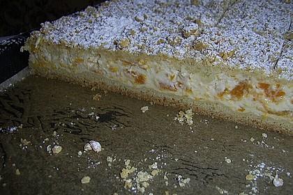 Streuselkuchen mit Mandarinen und Schmand 52