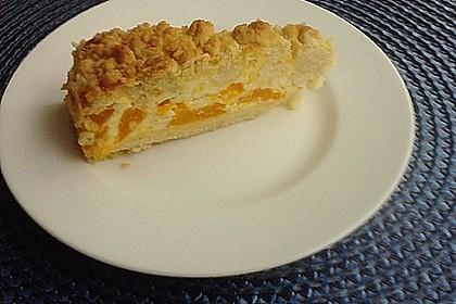 Streuselkuchen mit Mandarinen und Schmand 40