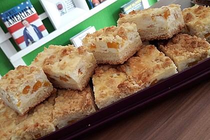 Streuselkuchen mit Mandarinen und Schmand 20