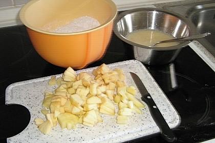 Apfelmuffins (Bild)