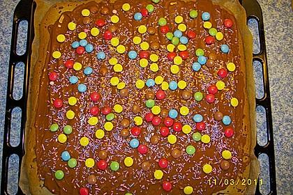 Schoko - Bananen - Kuchen