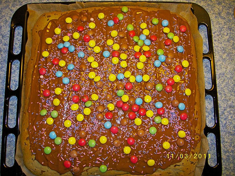 Schoko Bananen Kuchen Von Snoopy182 Chefkoch De