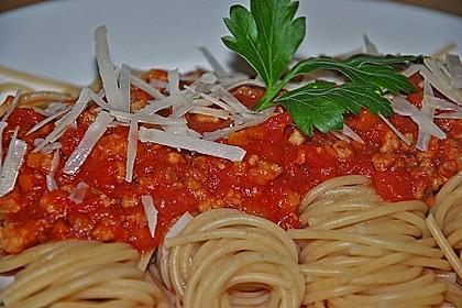 Bolognese vegan 2