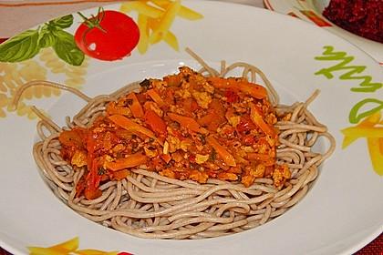 Bolognese vegan 11