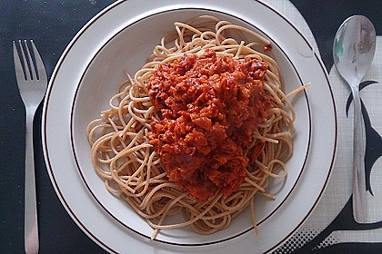 Bolognese vegan 12