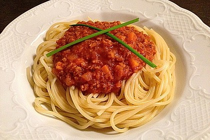 Bolognese vegan 7