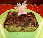 Haselnuss - Kastanien - Kuchen (Bild)