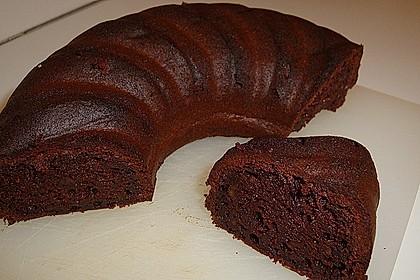 Haselnuss - Kastanien - Kuchen 4
