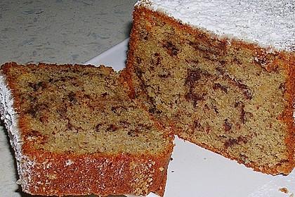 Haselnuss - Kastanien - Kuchen 7