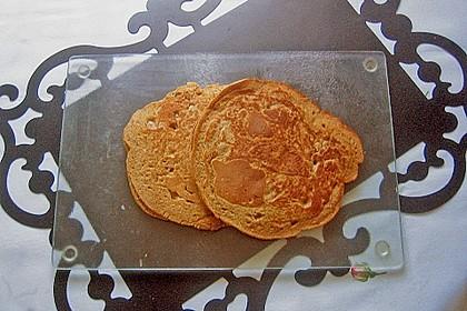 American Pancakes mit Ahornsirup 26