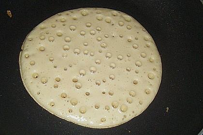 American Pancakes mit Ahornsirup 23