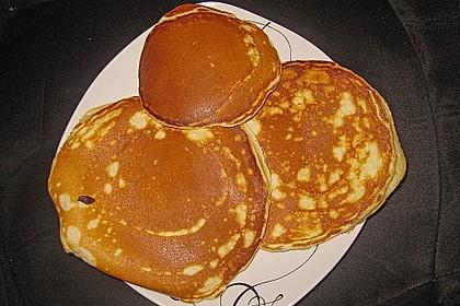 American Pancakes mit Ahornsirup 19