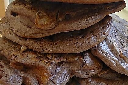 American Pancakes mit Ahornsirup 31