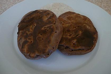 American Pancakes mit Ahornsirup 30