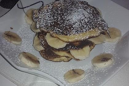 American Pancakes mit Ahornsirup 27