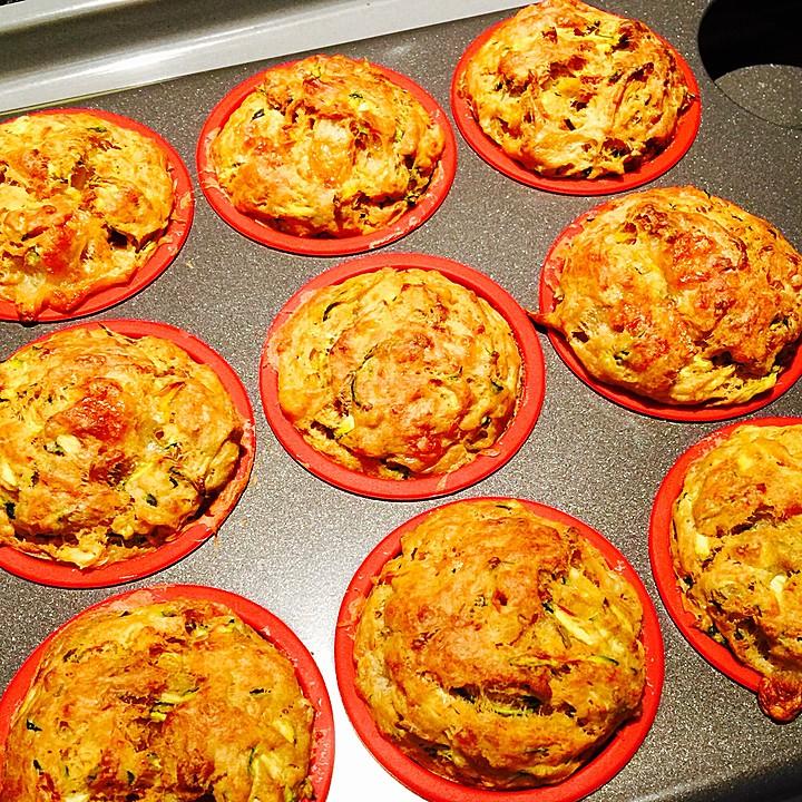 Thunfisch Muffins