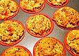 Muffins mit Thunfisch und Zucchini