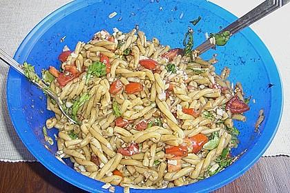 Nudelsalat italienisch
