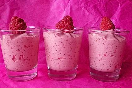 Erdbeer Mousse 12