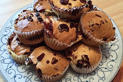 Marmelade - Frischkäse - Muffins 1