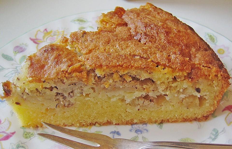 Apfel Nuss Kuchen Von Clarisza Chefkoch De
