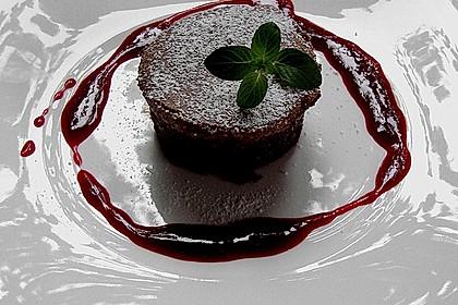 Schokoladen - Soufflé 1