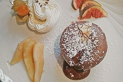 Schokoladen - Soufflé 2