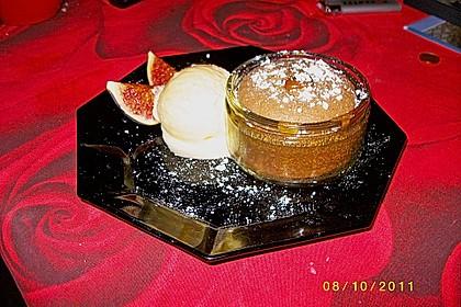 Schokoladen - Soufflé 7