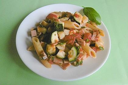 Robertos italienischer Nudelsalat