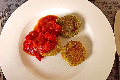 Tomaten - Paprika - Sugo mit Feuer