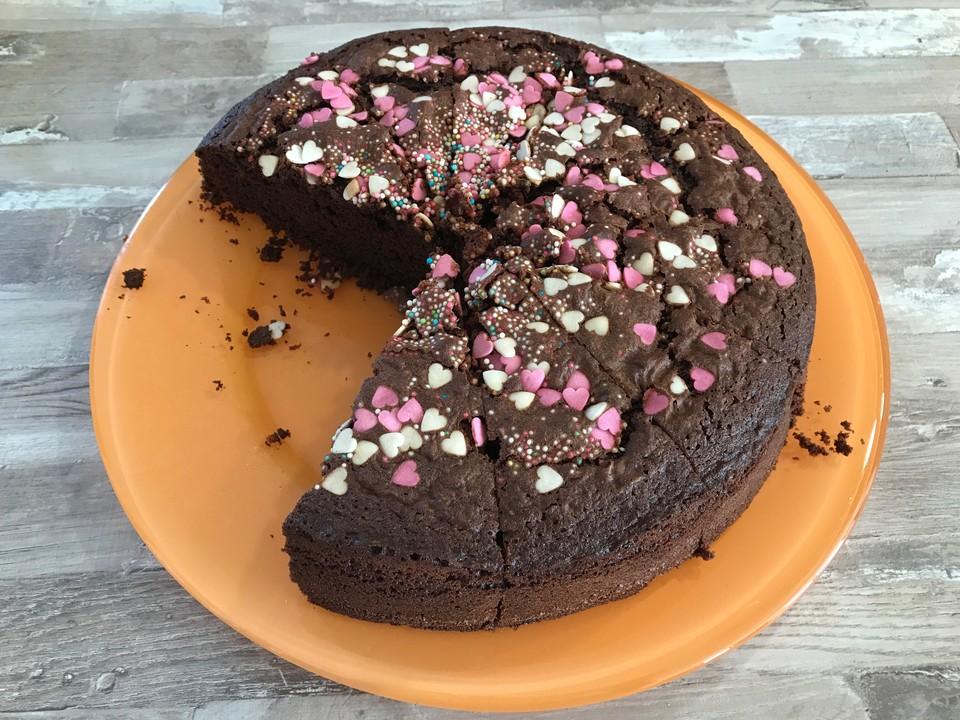 Reginas Schokoladenkuchen Von Seelenschein Chefkoch De