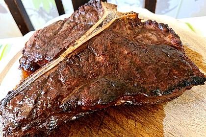 T - Bone Steak (Bild)