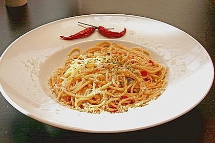Majas Spaghetti Aglio e Olio
