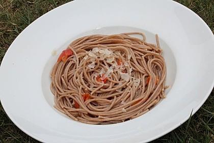 Majas Spaghetti Aglio e Olio 18