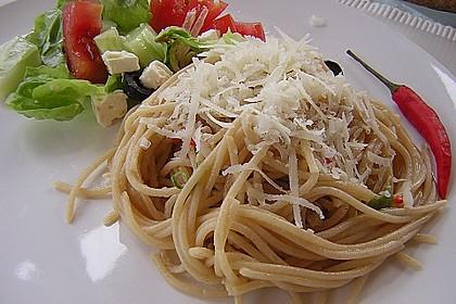 Majas Spaghetti Aglio e Olio 11