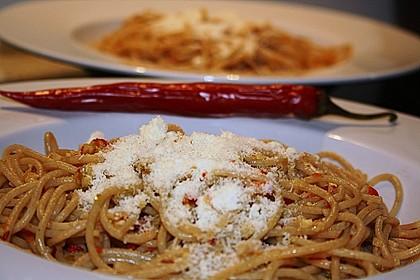 Majas Spaghetti Aglio e Olio 5