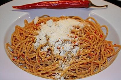 Majas Spaghetti Aglio e Olio 1